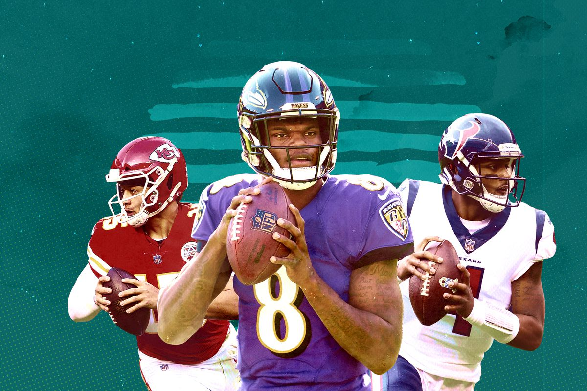 A rise in NFL playoff teams with rookie contract QBs isn't a