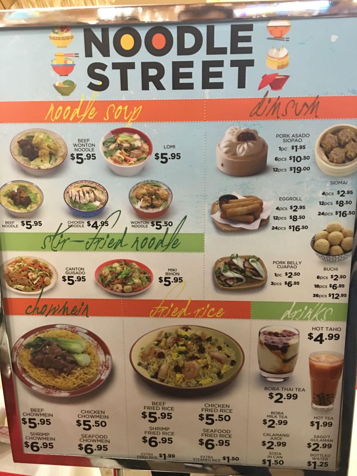 Chinese Food Logan Ave