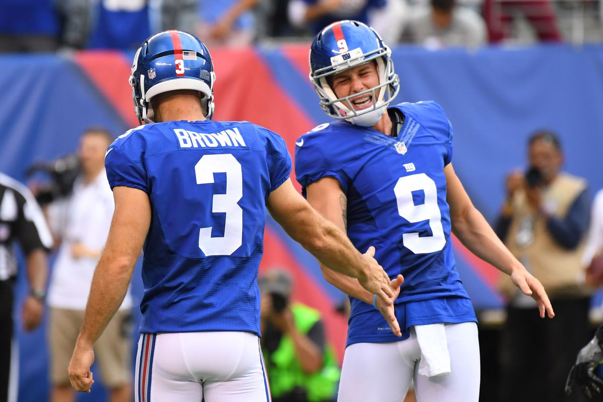 National Football League suspends former Giants kicker Josh Brown for six more games