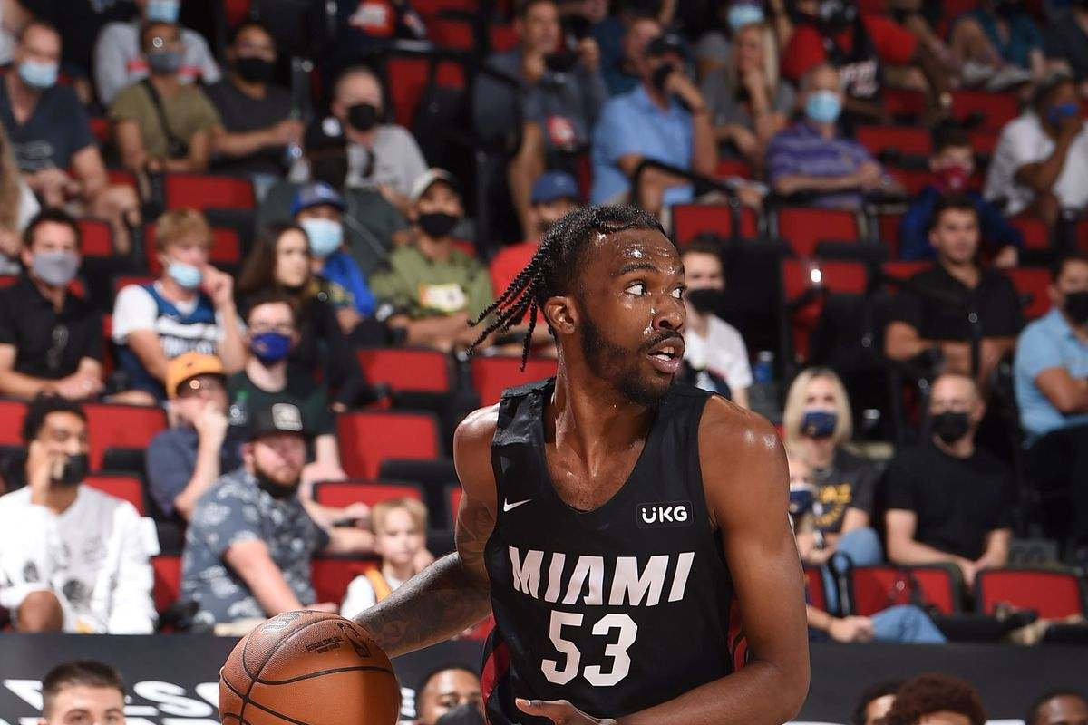 2021 Las Vegas Summer League - Miami Heat v Utah Jazz