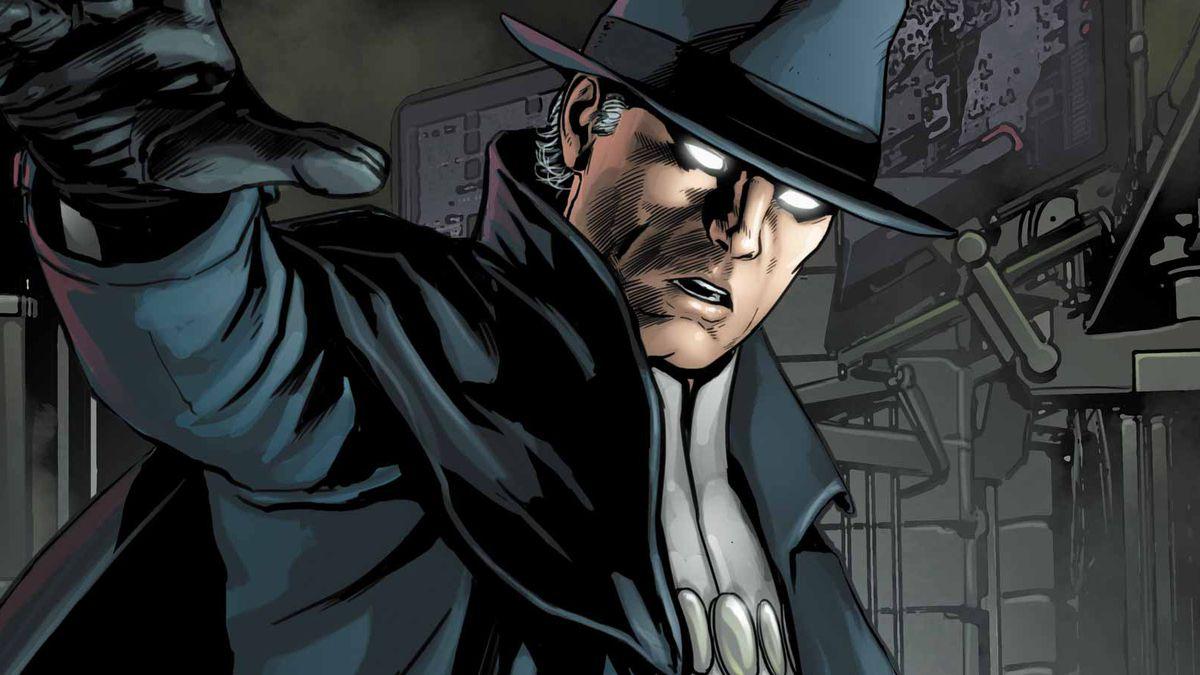 Why DC Comics' cult favorite Phantom Stranger hates God so, so ...