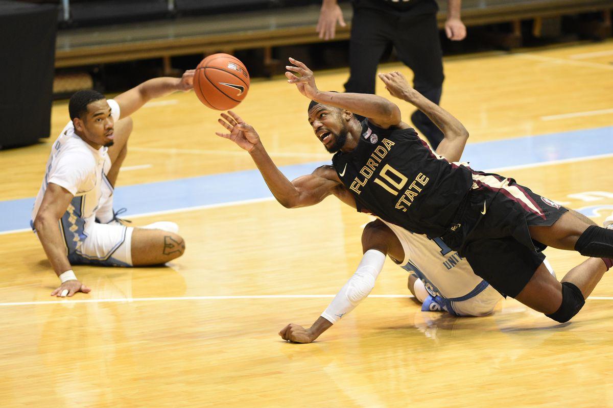 NCAA Basketball: Florida State at North Carolina