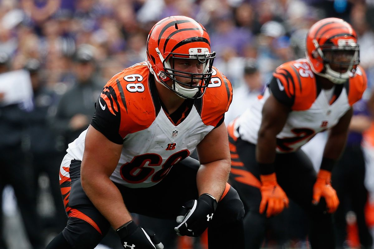 finest selection a8a3c 88bf9 Report: Bengals did not attempt to bring back Kevin Zeitler ...