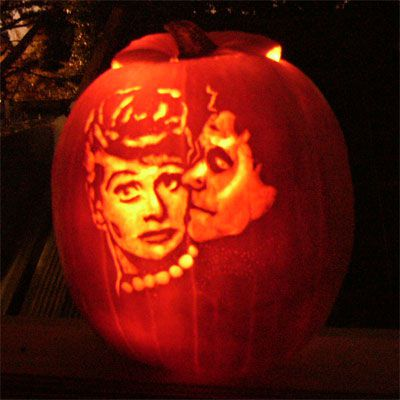 Jack O Lanterns With Famous Faces This Old House