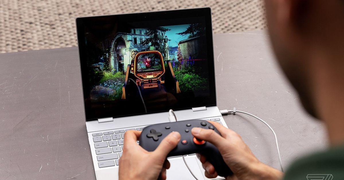 photo of Google appeases Stadia subscribers with the first new game announcements since launch image