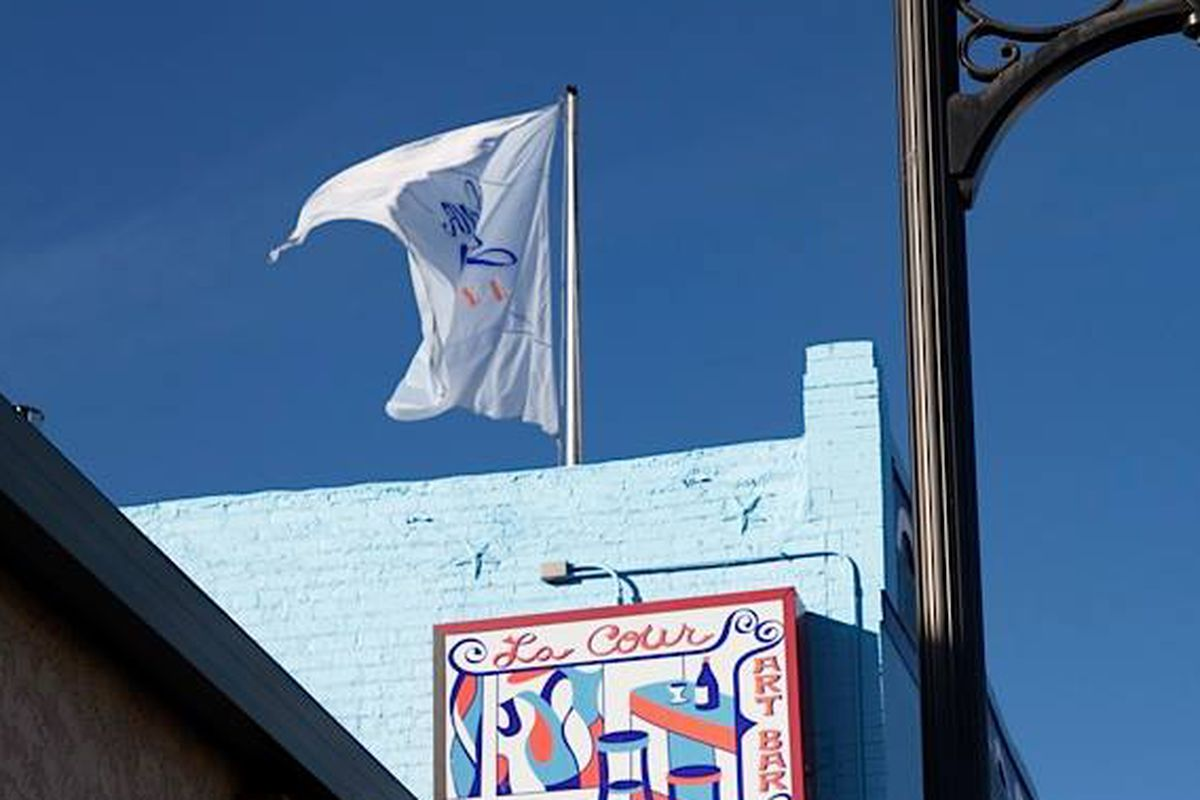La Cour Denver's Art Bar