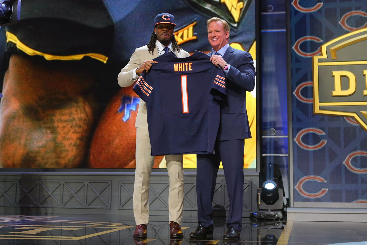 Kevin White jersey for sale: Shop White Bears jerseys, shirts and ...