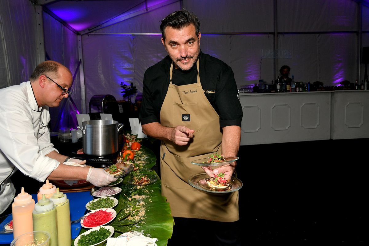 Culinary Kickoff At The Masters in Augusta