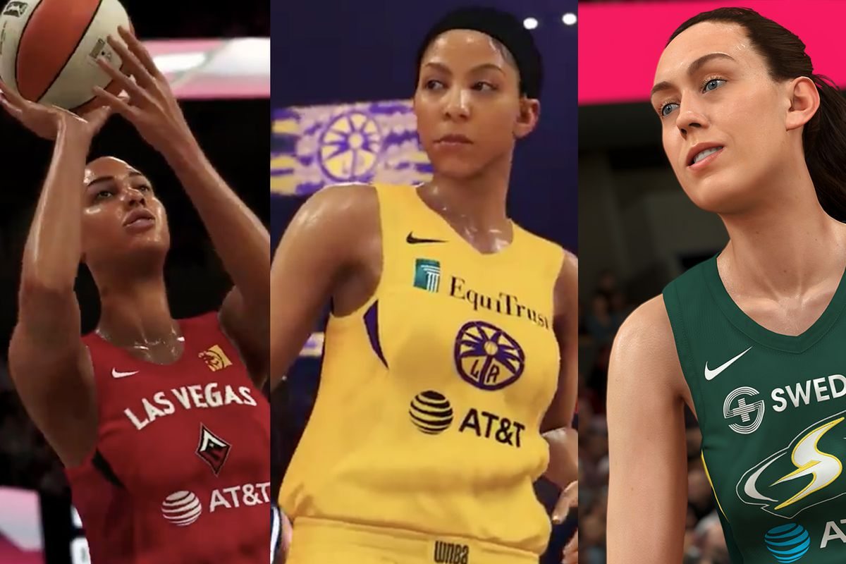Wnba In Nba 2k20 What Players Are Saying About Their First