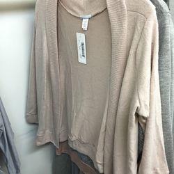 Eberjey cardigan, $35