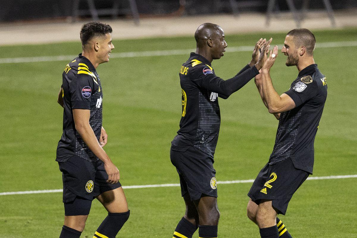 MLS: CONCACAF Champions League-Real Esteli at Columbus Crew SC