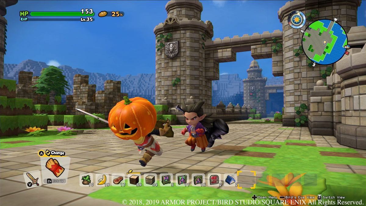 Dragon Quest Builders 2 beginner's guide - Polygon