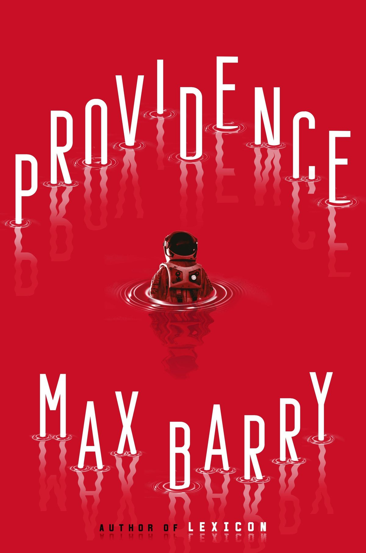 """Max Barry's """"Providence."""""""