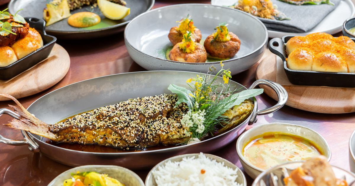 Ettan Shines the Light on Cal-Indian Cuisine in Silicon Valley