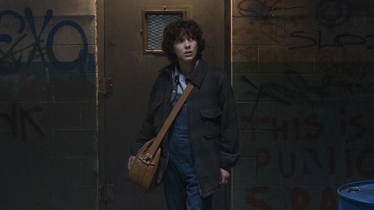All About Elevens Stranger Things 2 Makeover From The