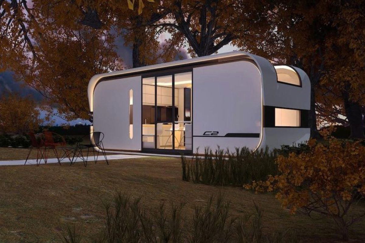 Prefab Home From Nestrom Comes Assistant Curbed