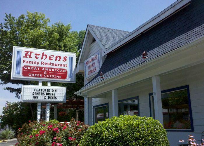 Athens Family Restaurant