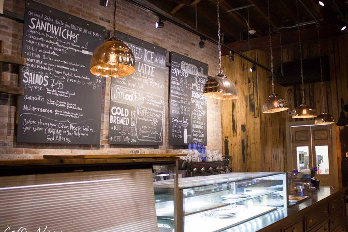 Caffe Nero in Jamaica Plain