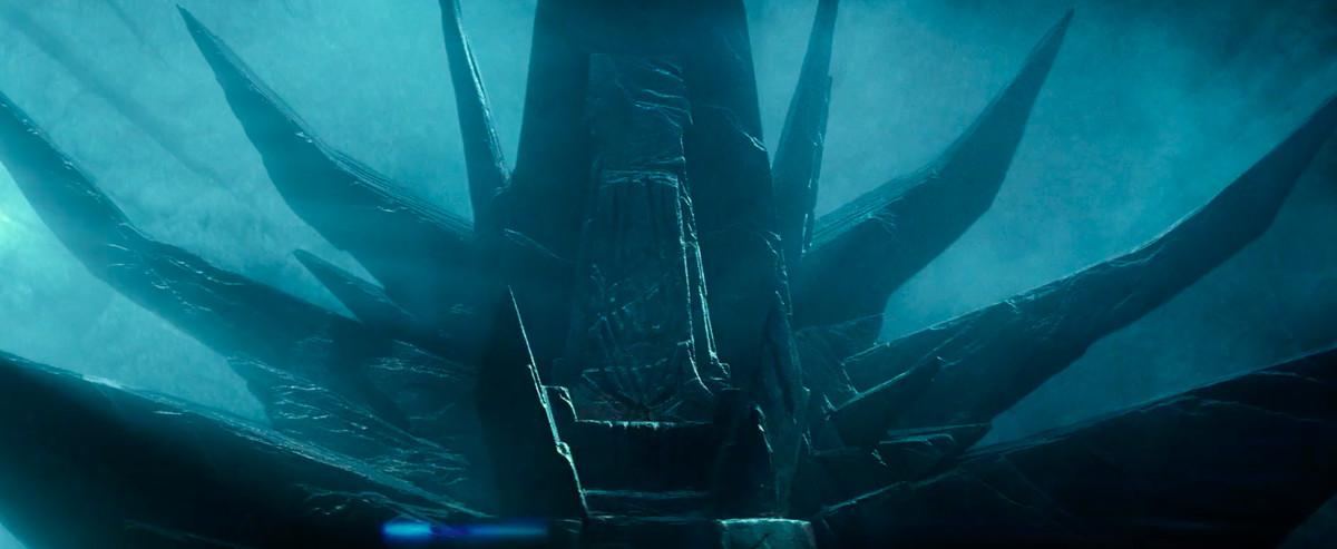 the emperor's stony throne