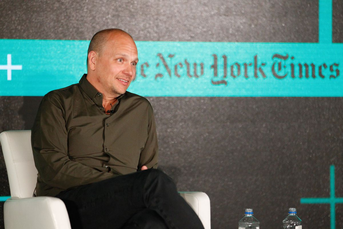 The New York Times New Work Summit - Day 1