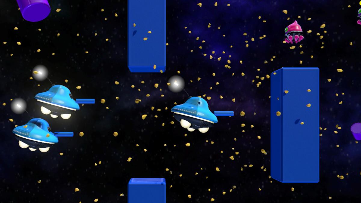 Alien Blaster in Game Builder Garage