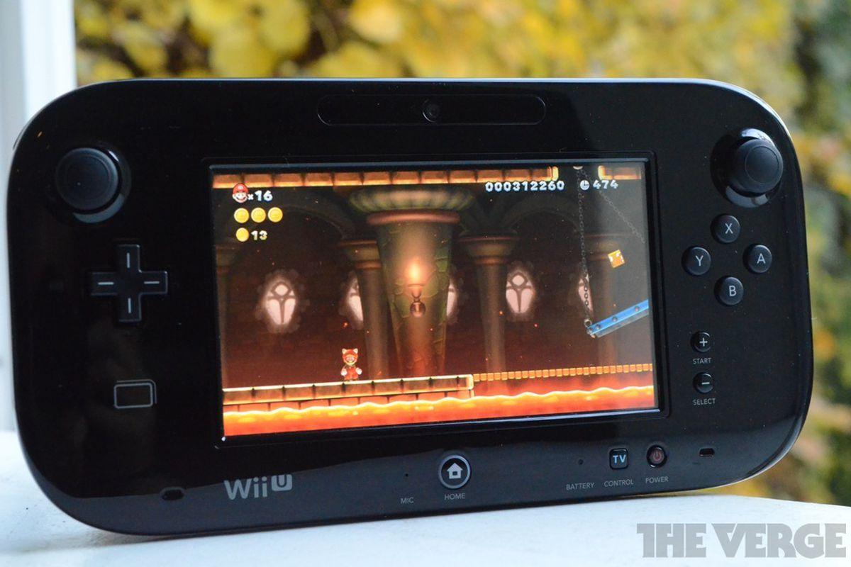 Gallery Photo: Nintendo Wii U hands-on pictures