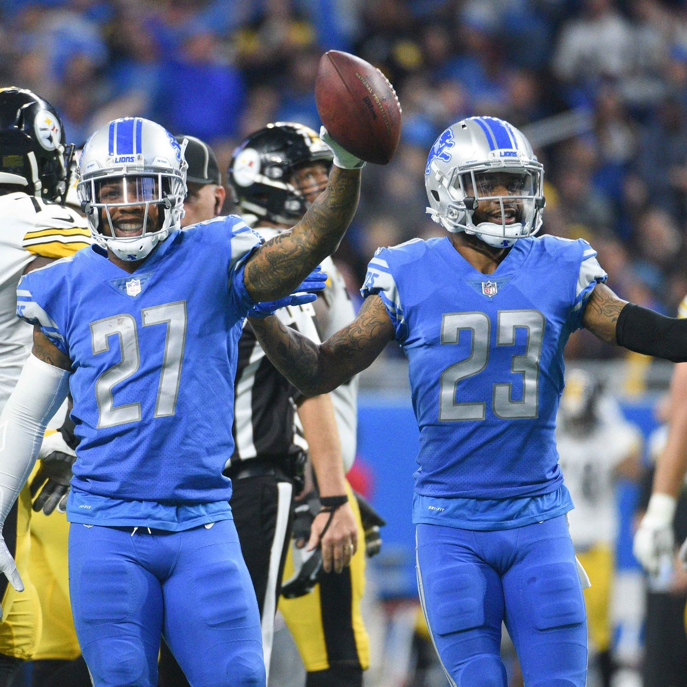 10c7f0b31b9 Sunday open thread  What was your favorite Lions uniform combination of  2017