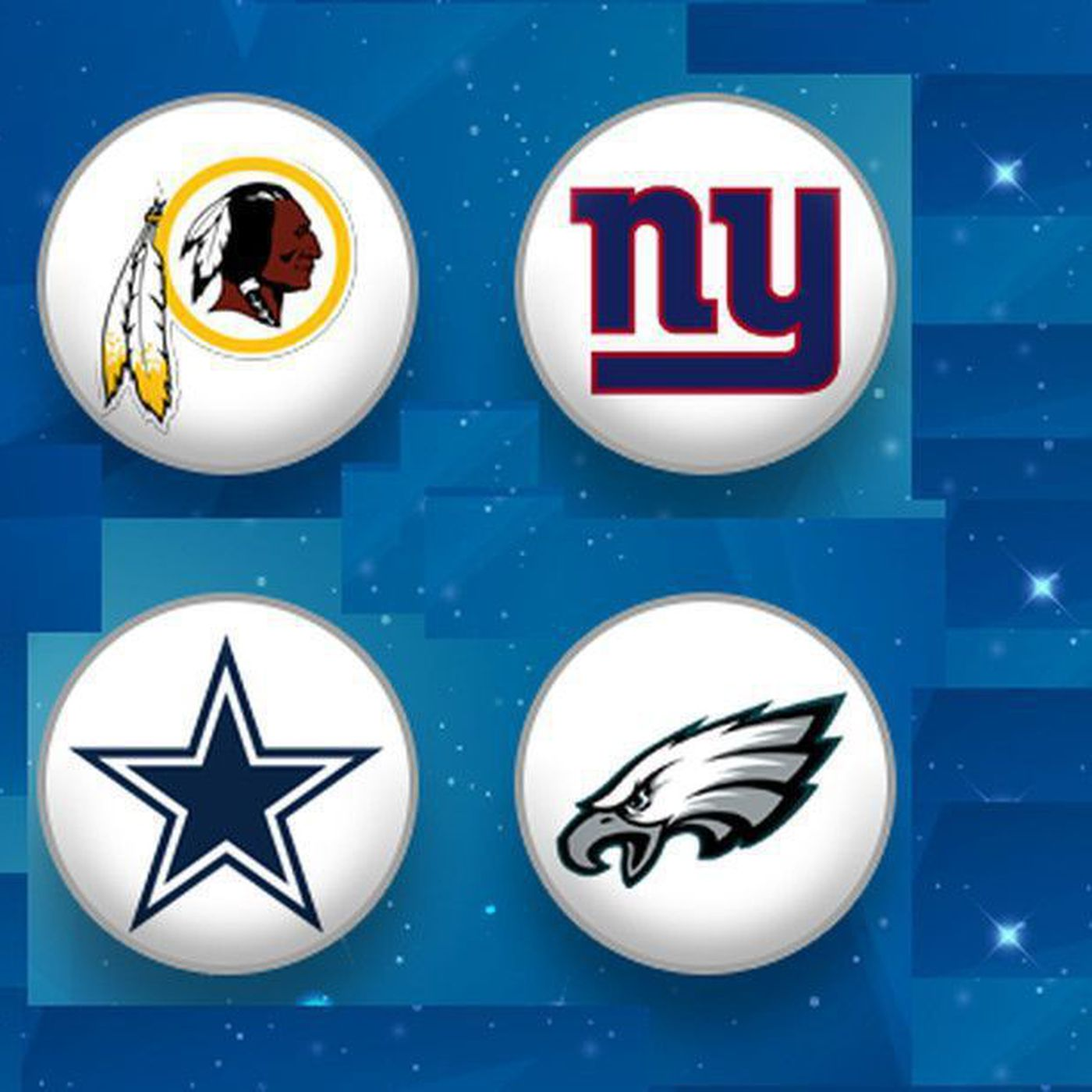 5a2519aeacf NFC East Fast forward  Imagining Week 9 success for each team in the  division