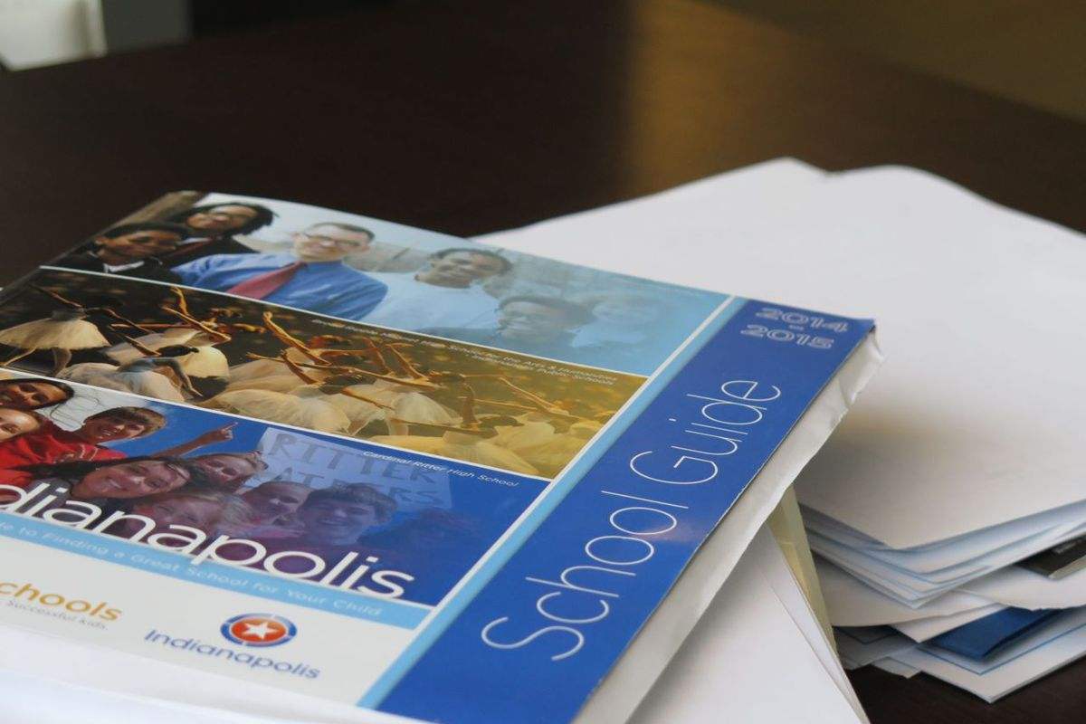 The School Chooser Guide is available at libraries, Kroger stores and online.