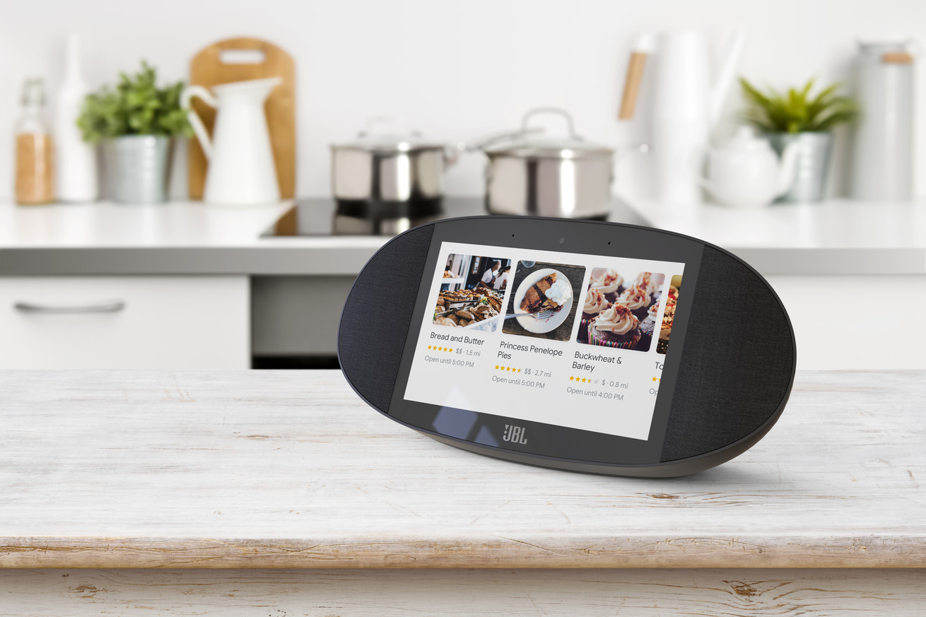 google is introducing a new smart display platform