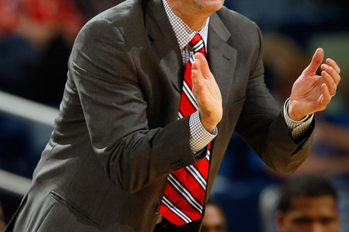 It's March, which means another Andy Kennedy-led Ole Miss team will be headed to the NIT.