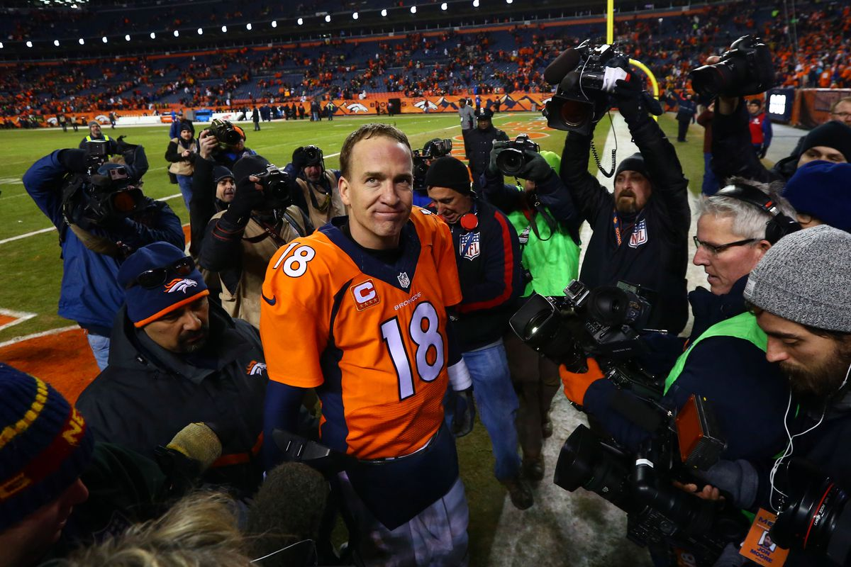 Is it even possible to hate peyton manning behind the steel curtain peyton manning will attempt to win his second super bowl this sunday when he leads the broncos into battle against the panthers in super bowl 50 voltagebd Choice Image