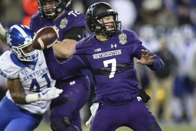 COLLEGE FOOTBALL: DEC 29 Music City Bowl - Kentucky v Northwestern