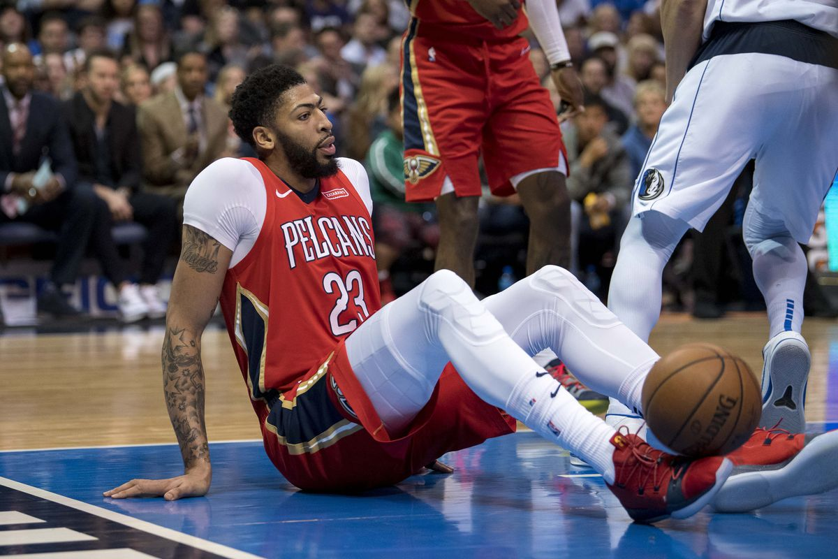 new styles c03c7 3df41 LeBron James gives Anthony Davis the No. 23 jersey number ...