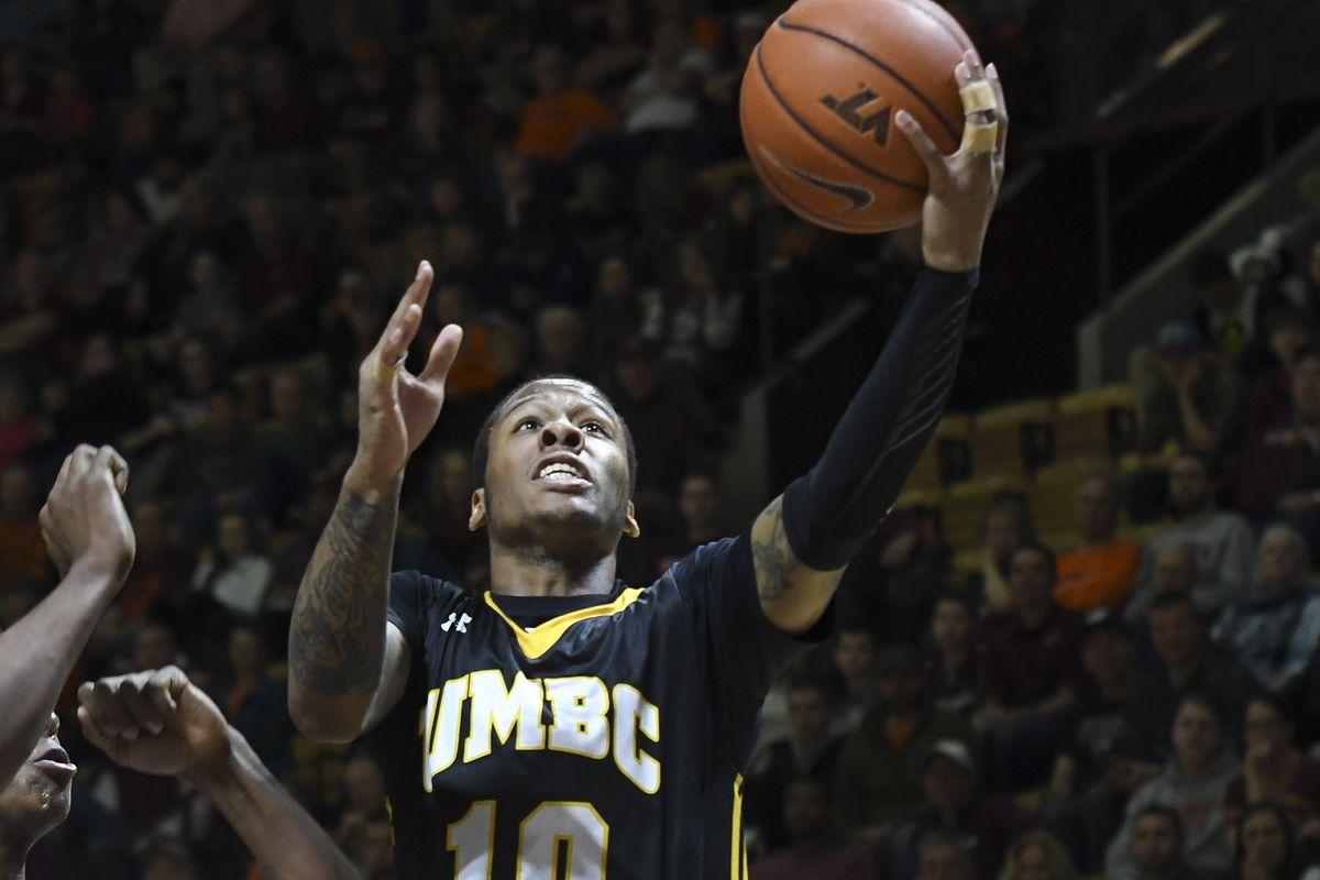 NCAA Basketball: MD Baltimore Cty at Virginia Tech