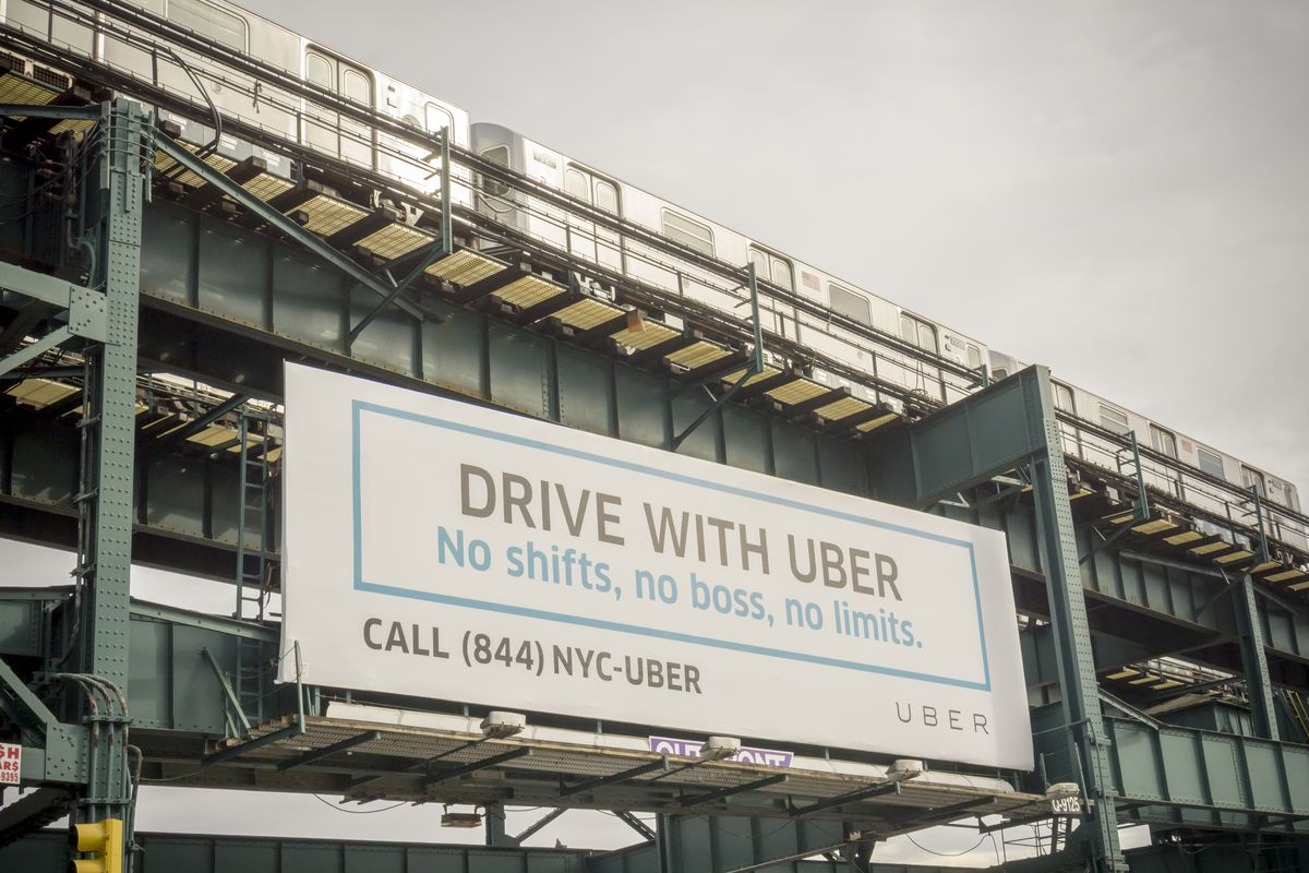 Uber drivers strike over fare cuts in New York