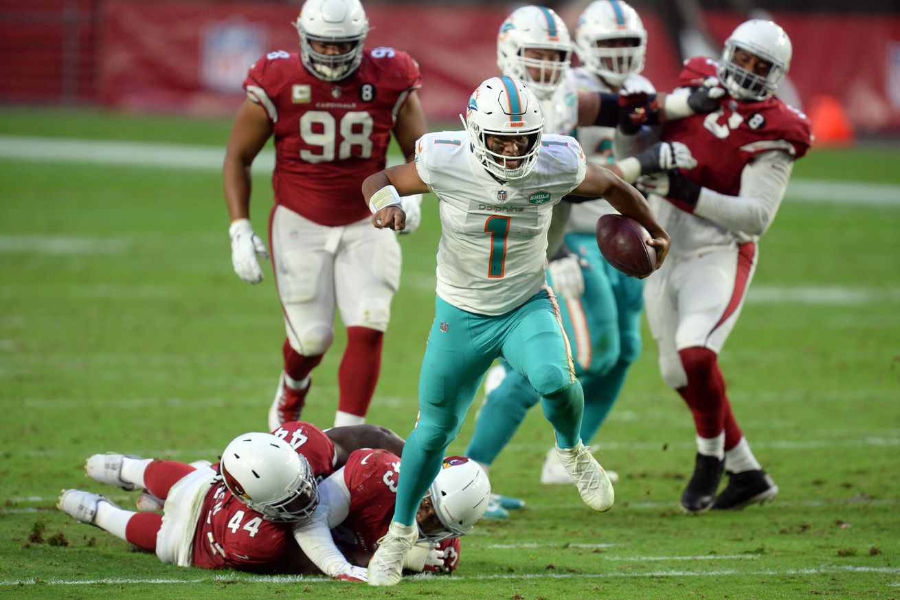 NFL: Miami Dolphins at Arizona Cardinals