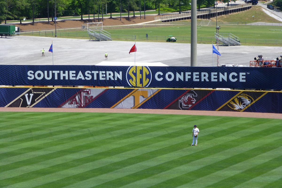 Five SEC teams remain in the hunt for a spot in Omaha.