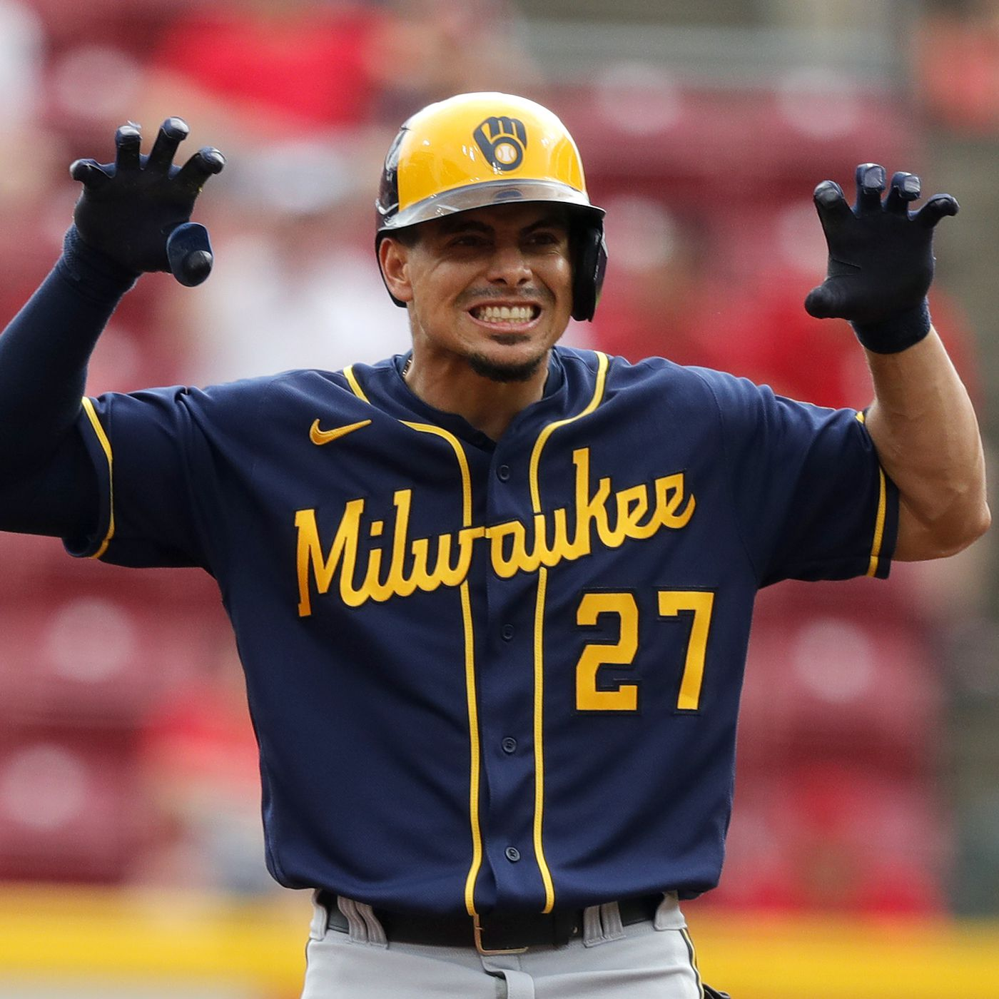 Brewers' Willy Adames is emerging as a top tier shortstop - Beyond the Box Score