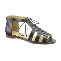 """Sandal from <a href=""""http://www.kaightshop.com/"""">Kaight</a>, which is offering 60% off current sale merchandise and 20% off denim"""