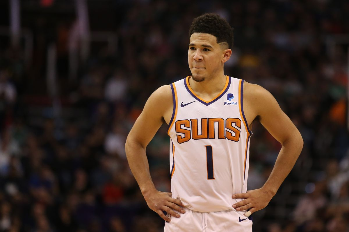 How the Phoenix Suns hurt themselves by extending Devin Booker early