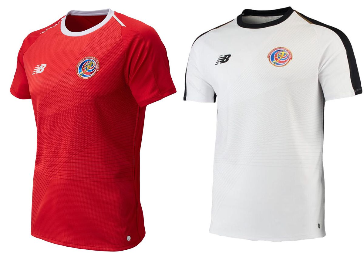 ea77757c8 Costa Rica has had some better options in the past from New Balance than  this year's set. They could have improved on that, but instead Costa Rica  will be ...