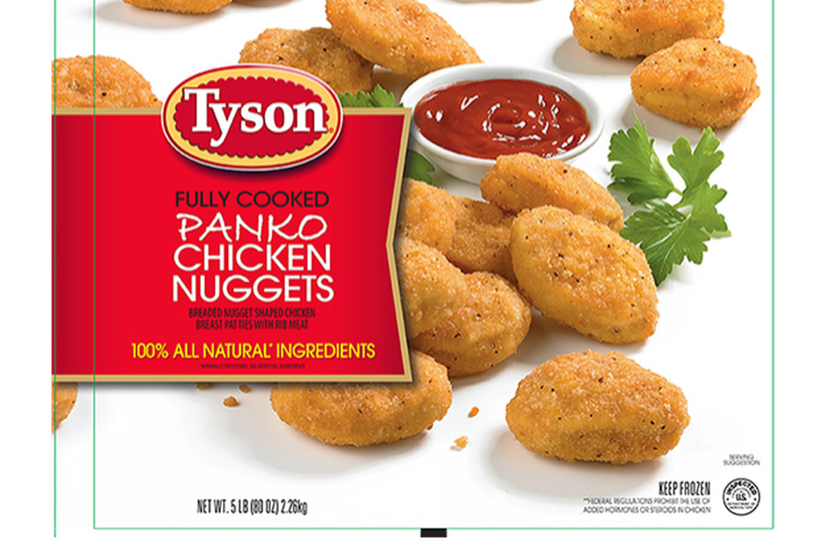 Tyson recalls chicken nuggets over reports of plastic - Chicago Sun