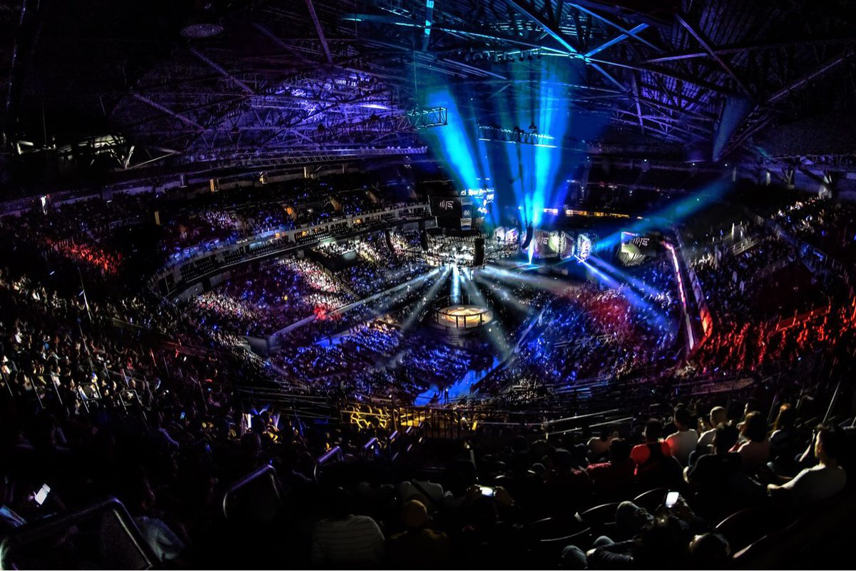 ONE Championship sees dramatic spike in viewership
