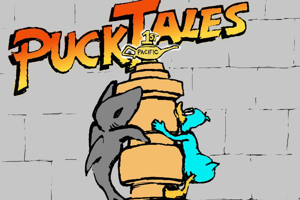 mako cartoon puck tales