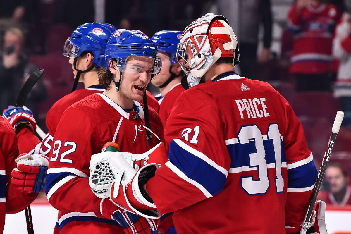Ottawa Senators v Montreal Canadiens