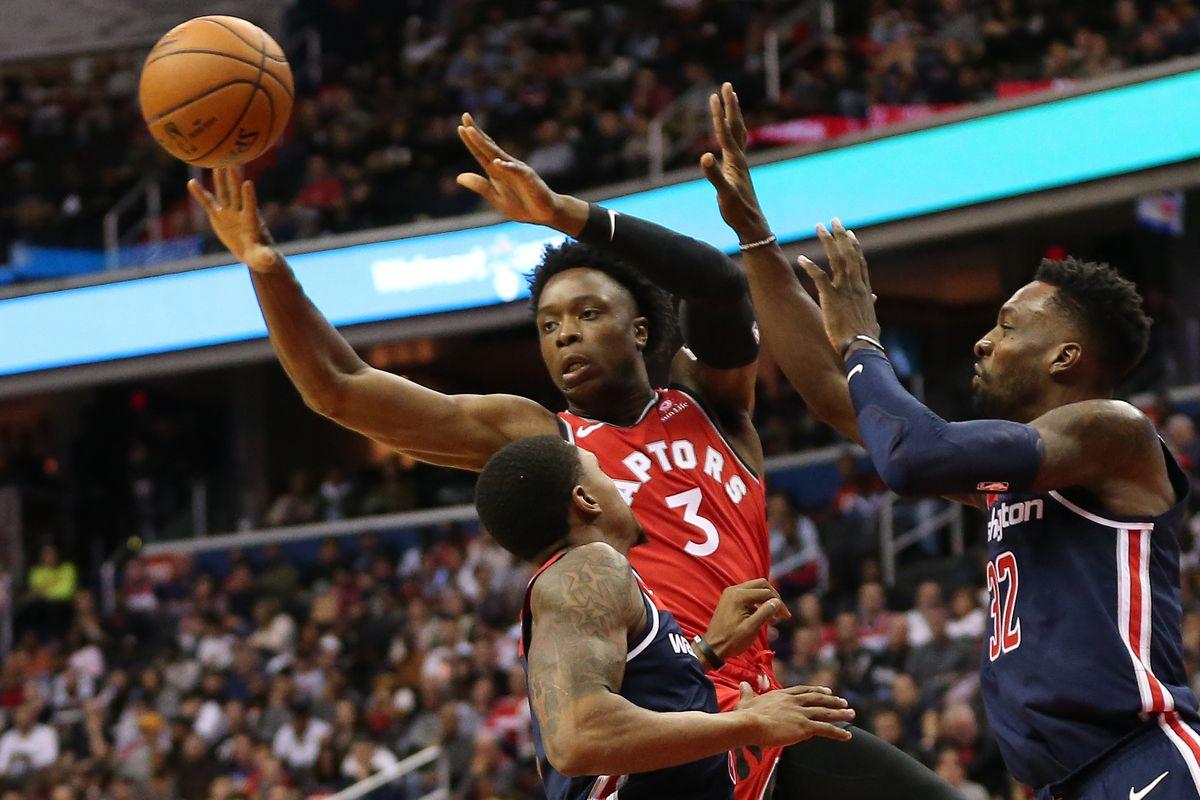 Five thoughts recap: Toronto Raptors 117, Washington Wizards 113, OG Anunoby