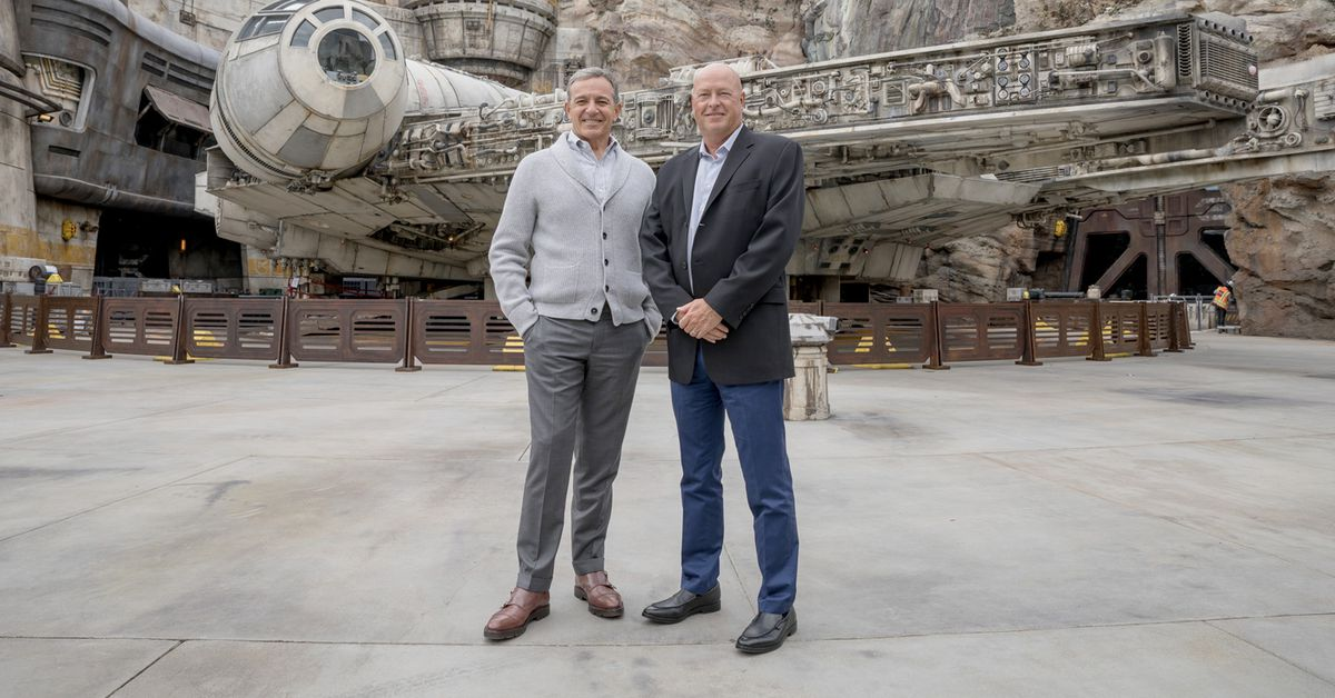 Your complete guide to what the heck the Disney CEO change is and why you should care