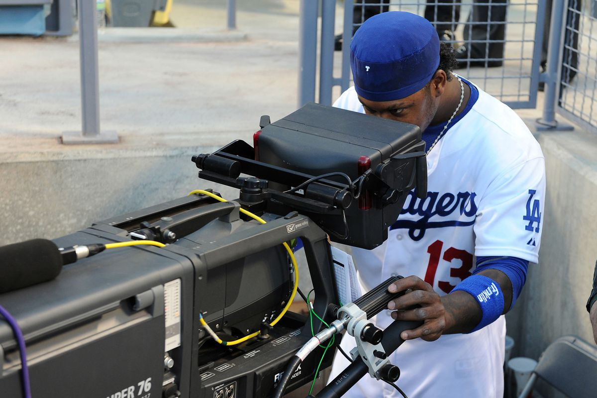 Here's one of the only ways to see Dodger games on TV this year