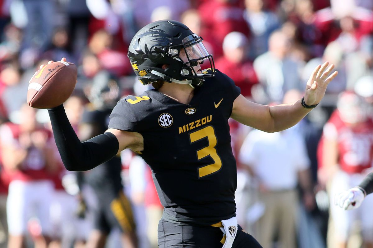 Image result for drew lock missouri